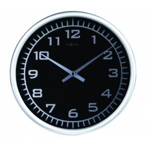 Image for product 'NeXtime 2953 Blacky [Ø 25 cm, Black]'