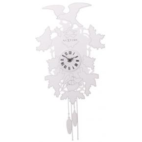 Image for product 'NeXtime 2988 Cuckoo Weeble [41x21 cm, White]'