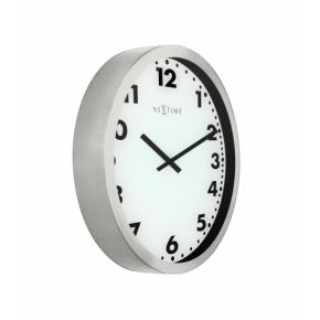 Image for product 'NeXtime 3032 Magic - Arabic [25x35.2 cm, White]'