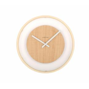 Image for product 'NeXtime 3046 Wood Loop [Ø30 cm, Wood]'