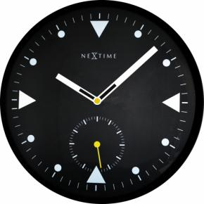 Image for product 'NeXtime 3049 Serious Black [Ø32 black, Black]'
