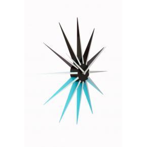 Image for product 'NeXtime 3051bl Nova [Ø50 cm, Black/ Blue]'