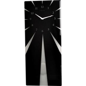 Image for product 'NeXtime 3060 Point Pendulum [70x30 cm, Black/ White]'