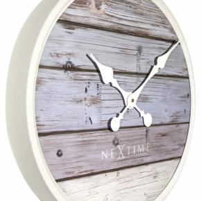 Image for product 'NeXtime 3134gs Plank [Ø50 cm, Gray]'