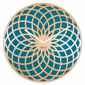 Image for product 'NeXtime 3150tq Sun Small [Ø35 cm, Turqoise]'