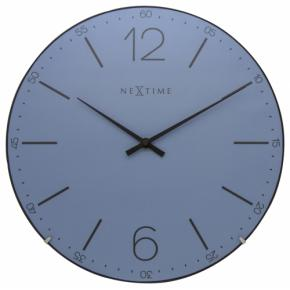 Image for product 'NeXtime 3159bl Index Dome [Ø35 cm, Blue]'