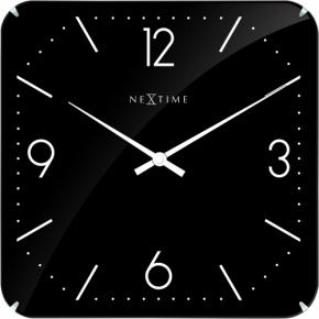 Image for product 'NeXtime 3175 Basic Square Dome [35x35 cm, Black]'