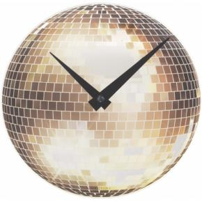 Image for product 'NeXtime 5172 Little Disco [Ø20 cm, Silver]'