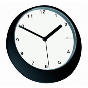 Image for product 'NeXtime klok 5174zw Balance, Ø18.5 cm, Wall, Black'