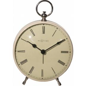 Image for product 'NeXtime 5197cr Charles [17.5x12.5 cm, Creme-Wit]'
