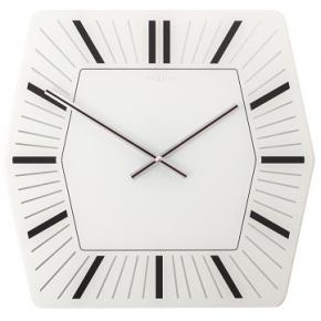 Image for product 'NeXtime 8128wi Hexagon [43x43 cm, White]'