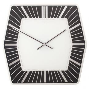 Image for product 'NeXtime 8128zw Hexagon [43x43 cm, White]'
