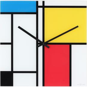 Image for product 'NeXtime 8156 Time Lines [43x43 cm, Multi-color]'