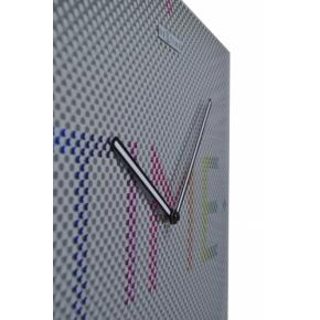 Image for product 'NeXtime 8165 Mistery - Time [43x43 cm, Metal]'