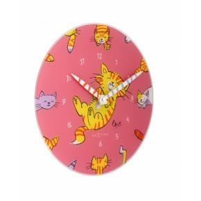 Image for product 'NeXtime 8810 Tickle My Tummy [Ø30 cm, Pink/ Multi-color]'