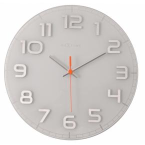 Image for product 'NeXtime 8817wi Classy Round [Ø30 cm, White]'