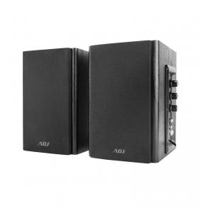 Image for product 'ADJ 760-00015ADJ Pro-Sound Speaker Set [2.0 CH, 30W RMS, 80Hz-18KHz, 65dB, Black]'