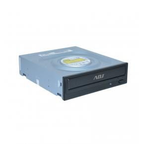 Image for product 'ADJ 142-00001 Optical Drive [LG, DVD-RW 24X, SATA3, BLACK]'