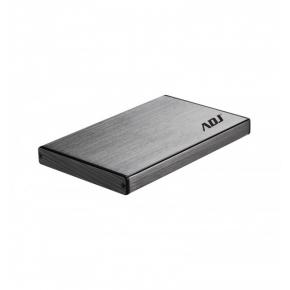 "Image for product 'ADJ 120-00025 External HDD Casing Box [2.5"""" SATA HDD -> USB 3.0, Silver]'"