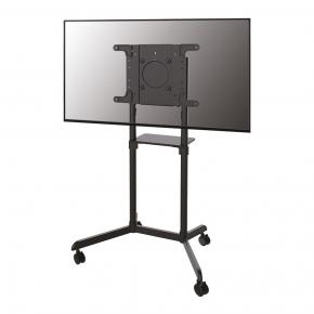 "Image for product 'Newstar NS-M1250BLACK flat screen floor stand [70 kg, 37 - 70"", 200x200 mm, 600x400 mm, Black]'"
