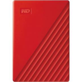 Image for product 'Western Digital WDBYVG0020BRD-WESN My Passport Portable External Hard Drive [2TB, USB3.0 Red]'