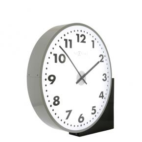 Image for product 'NeXtime 2509 Outside clock [Ø90cm Roman/ Arabic, Double sided]'