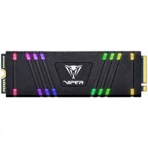 Image for product 'Patriot VPR100-1TBM28H VPR100 High Performance SSD [1TB, M.2 2280 PCIe Gen3x4, 3,300MB/s, RGB]'