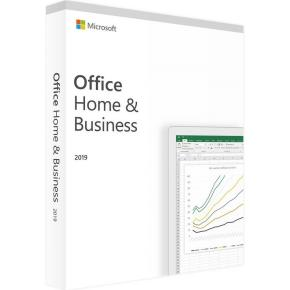 Image for product 'Microsoft T5D-03311 Office Home and Business 2019 FR [1 user, WIN/MAC, Outlook, Powerpoint,OneNote+]'