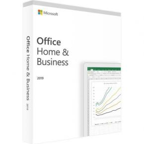 Image for product 'Microsoft T5D-03308 Office Home and Business 2019 UK [1 user, Win/MAC,Outlook, Powerpoint, OneNote+]'