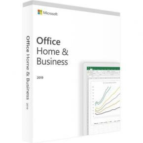 Image for product 'Microsoft T5D-03307 Office Home and Business 2019 NL [1 user: Win/MAC,Outlook, Powerpoint, OneNote+]'