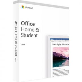 Image for product 'Microsoft 79G-05153 Office Home and Student 2019 DE [1yr, Win/MAC, Word/ Excel/ Powerpoint/ OneNote]'