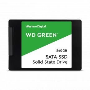 "Image for product 'Western Digital WDS240G2GOAWD Green SSD [240GB, 2.5"", SATA3]'"