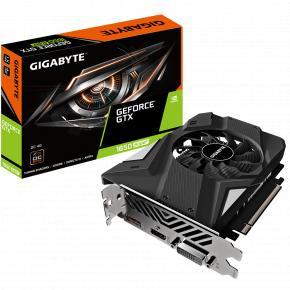 Image for product 'Gigabyte GV-N165SOC-4GD Nvidia GeForce GTX 1650 SUPER [PCIe3.0, 4 GB, GDDR6, 128 bit, 350 W]'