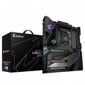 Image for product 'Gigabyte Z490 AORUS XTREME Z490 AORUS XTREME [ATX, Intel LGA1200, Z490, 4x DDR4, USB3.2, Wi-Fi 5]'