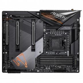 Image for product 'Gigabyte Z490 AORUS MASTER Z490 AORUS MASTER [ATX, Intel, LGA1200, Z490, 4x DDR4, M.2, BT, USB3.2]'