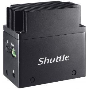 Image for product 'Shuttle EN01J3 EDGE SlimPC [Fanless, Intel Celeron J, J3355, 2 GHz, 4 GB, LPDDR4-SDRAM, 64 GB, eMMC]'