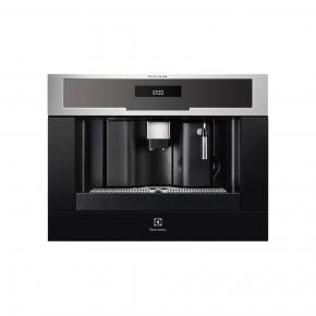 Image for product 'Electrolux EBC954513X Coffee Machine [Inbouw, nismaat 45cm, rvs/glas]'