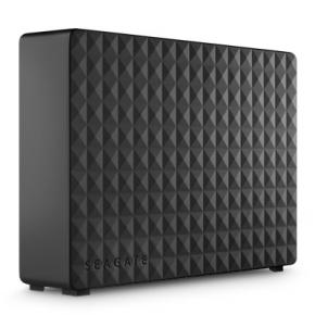 Image for product 'Seagate STEB6000403 Expansion Desktop [6 TB, USB 3.2 Gen 1, Black]'