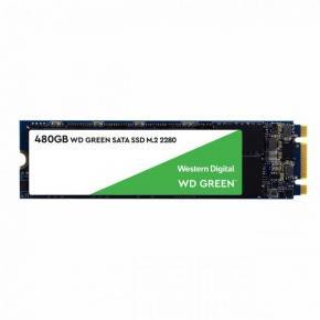 Image for product 'Western Digital WDS240G2G0B-00EPW0WD Green SSD [240GB, M.2]'