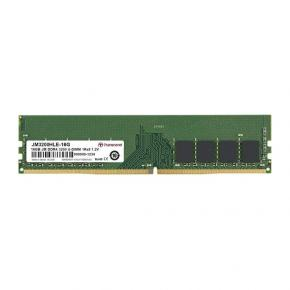 Image for product 'Transcend JM3200HLE-16G JetRAM [16GB, DDR4 3200Mhz, U-DIMM, 1Rx8, 2Gx8, CL22, 1.2V]'