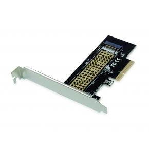 Image for product 'Conceptronic EMRICK05BS M.2 NVMe SSD Adapter [PCIe 3.0, M.2 NVME, 40 mm]'