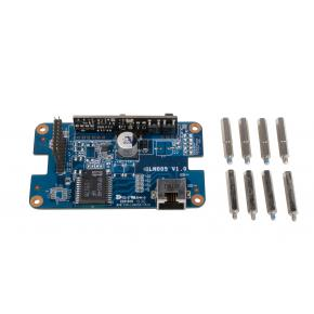 Image for product 'Shuttle PSE01 Gigabit LAN with PoE Output (Power Out) [Internal, Wired, Ethernet, Black, Blue]'