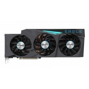 Image for product 'Gigabyte GV-N3080EAGLE OC-10GD Nvidia GeForce RTX 3080 [PCIe4.0, 10 GB, GDDR6X, 320 bit, 750 W]'