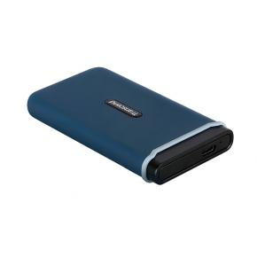Image for product 'Transcend TS1TESD370C ESD370C Portable SSD, 1TB, USB3.1 Gen2 Type C, 3D NAND, 1050/950 MB/s (max)'