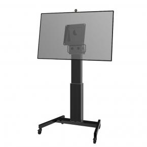 "Image for product 'Neomounts by Newstar NM-HUB2LIFTBLACK Motorised Trolley for Microsoft Surface Hub 2S(X) 50-51"", 150'"