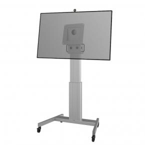"""Image for product 'Neomounts by Newstar NM-HUB2LIFTSILVER Motorised Trolley for Microsoft Surface Hub 2S(X), 50-51"""", 15'"""