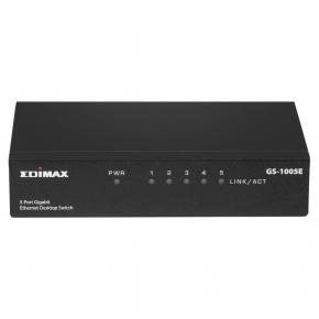 Image for product 'Edimax GS-1005E 5-port gigabit desktop switch'