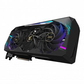 Image for product 'Gigabyte GV-N3080AORUS AORUS X-10GD Nvidia GeForce RTX 3080 [PCIe4.0, 10 GB, GDDR6X, 320 bit, 750 W]'
