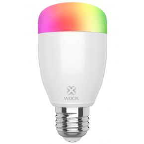 Image for product 'WOOX R5085 Diamond Smart LED Bulb [E27, RGB LED, 6W, 500 lumes, 2700 ~ 6500 K]'