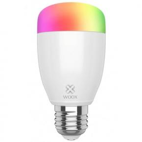 Image for product 'WOOX R5085-4pack Diamond Smart LED Bulb kit (4 pcs) [E27, RGB LED, 6W, 500 lumes, 2700 ~ 6500 K]'